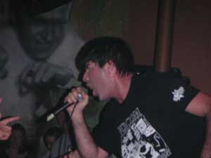 Guttermouth at Respectable Street in West Palm Beach on Jan. 8, 2006