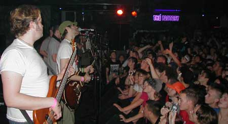 Streetlight Manifesto at The Factory in Fort Lauderdale on Feb. 20, 2005