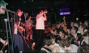 Catch 22 at The Factory in Fort Lauderdale on Feb. 27, 2004