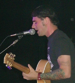Dashboard Confessional live at Orbit, Boynton Beach