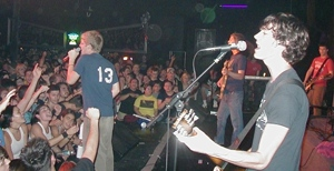 Saves the Day live at Orbit, Boynton Beach