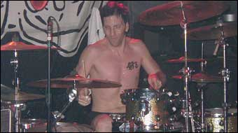 Bouncing Souls at The Factory in Fort Lauderdale on Nov. 16, 2004