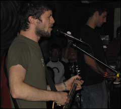 Straylight Run at The Factory in Fort Lauderdale on Nov. 20, 2004