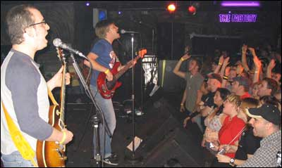 The Agency at The Factory in Fort Lauderdale on Dec. 30, 2004