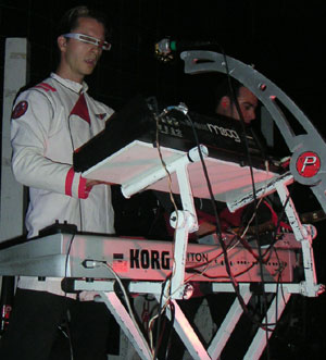 The Phenomenauts at City Limits in Delray Beach on May 10, 2008